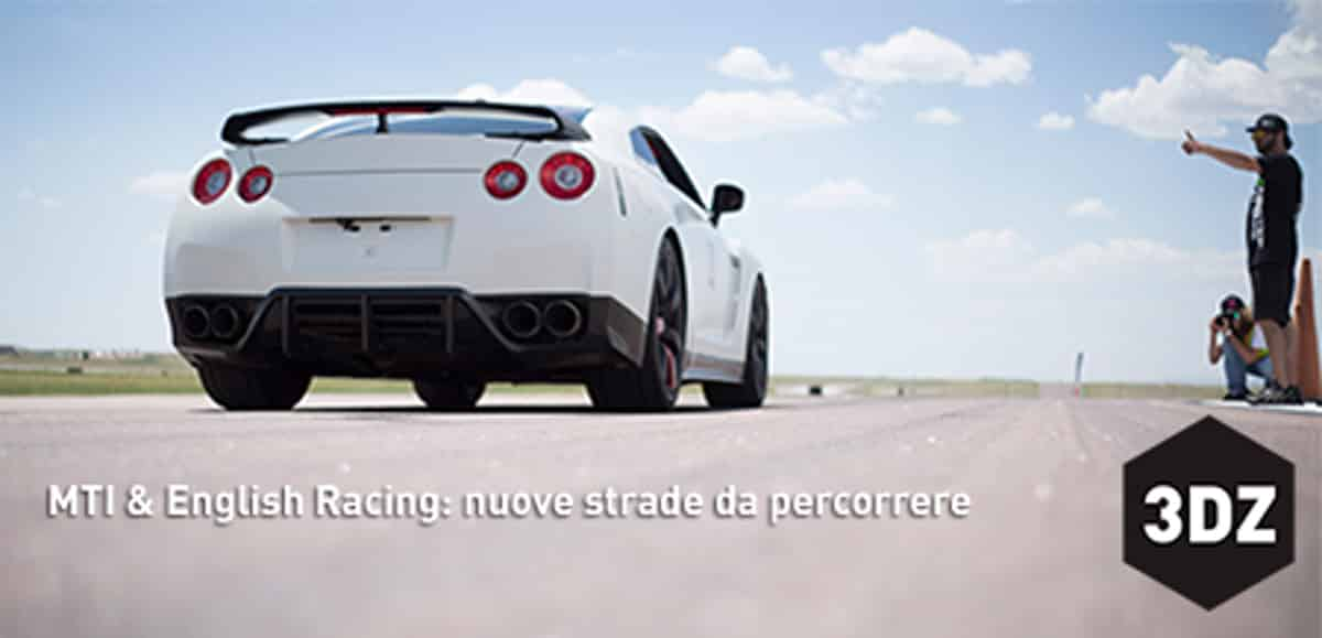 MTI e English Racing: nuove strade da percorrere