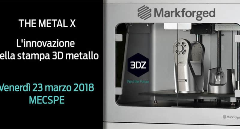 Stampa 3D Metallo con metodo MIM (Metal Injection Molding)