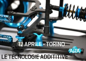 Evento Itinerante sulle tecnologie additive