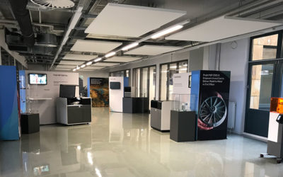 Inaugurato il Customer Innovation Center di 3D Systems a Francoforte