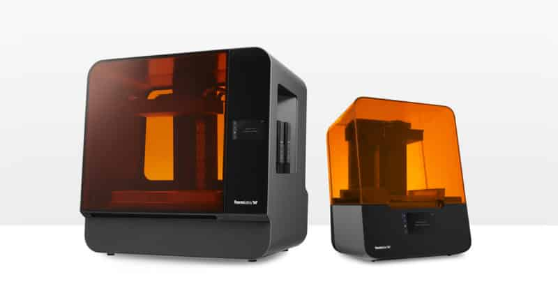 Nuove Formlabs Form 3 e Form 3L
